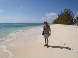 Rum Cay beach