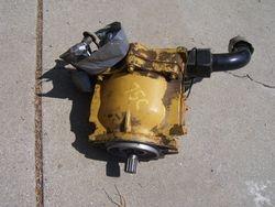 75C Front Hydraulic Pump