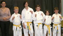 The Yellow Belt 2 and 3's