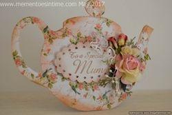 Special Mum Teapot