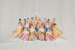 "Company Dancers ""Impossible Dream"""