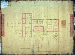 The Terrace Gaol Floorplan