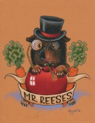Mr. Reeses for Jess