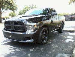 Job ---------Dodge Ram