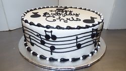 30 serving music notes $90
