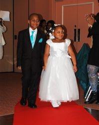 Andrew & Victoria Bell (Pastor Bell children)