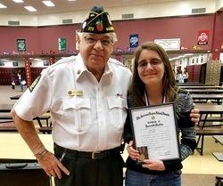 """2017 """"American Legion Americanism"""" Awards"""