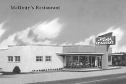 McGinty's Restaurant  co-January