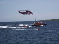 Rescue 117 and Killarney