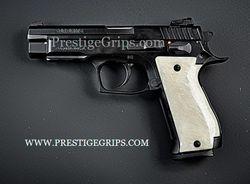 SAR ARMS K2 .45 SMOOTH white pearl mounted
