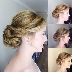 Bridal Wedding Hair and Makeup Bury St Edmunds Hengrave Hall