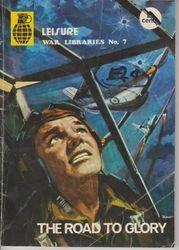 Leisure World Libraries War Comic # 7