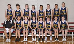 2011 OCEAA Girls All-Star Team