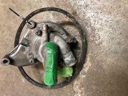 1996 vmax 600 water pump