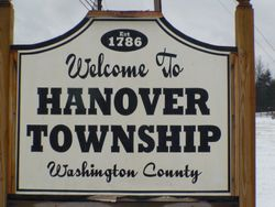 Welcome to Hanover Townshipl