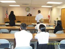 Trial Practice II Class - Spring 2012