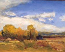Autumn near Leadville