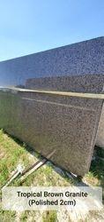 Tropical Brown Granite (P 2CM)