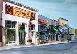 Doc Bernstein's Ice Cream Lab and Village Stores