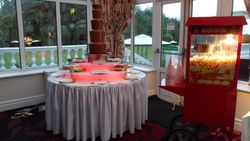 Ringwood Hall Hotel Chesterfield Derbyshire Chocolate Fountain and Candy Floss Package.