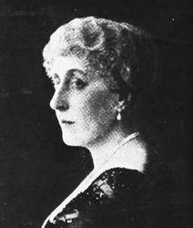 HH Princess Victoria, 1st President of WA