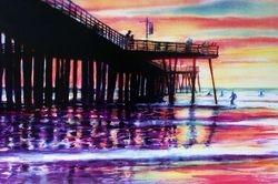 Pismo Beach Sunset (North)