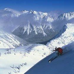 Heli Skiing!