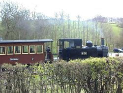 Llanfair light railway