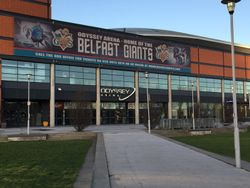 Belfast Giants Hockey Arena
