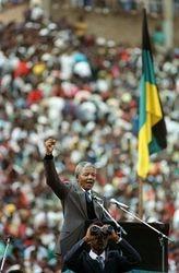 Mandela in Soweto