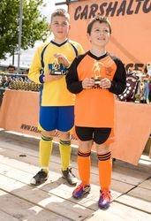 Junior Penalty Shootout Winners