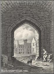 Castle Gateway. 1836.