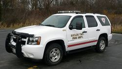 501 - Assistant Chief's Vehicle