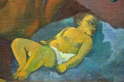 Gauguin, Where do we Come from? Boston