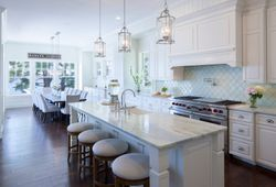 Bright Kitchen/Dining