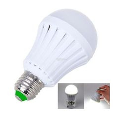 Smart Charge Emergency 12w Light Bulb