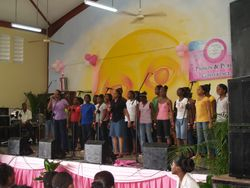 Our PP Girl's Conference -Wolmer's-Sept. 2008