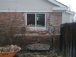Demo and rebuild for new window
