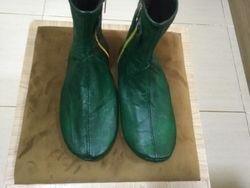 Thaqafah green Tabi sock