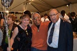 Marsha Judd, Enrique Serrato & Dr. Bascoy