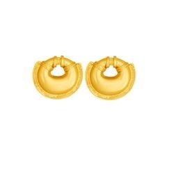 Topos medianos de nariguera - Precolumbian nose piece studd medium sized earrings