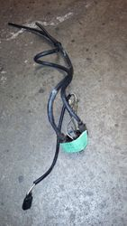 1989 El tigre ignition coil