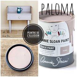 Paloma Chalk Paint Annie Sloan