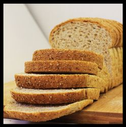 100%Whole Wheat Bread
