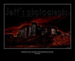 Bamburgh Castle, Bamburgh, Northumberland, England - 1