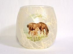 Horse 4 (only available in small tealight holder)