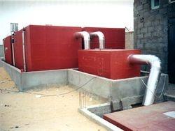 Sistem na bazi aktivnog mulja - Konfiguracija kapaciteta Q=400 m3/dan