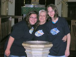 2010 VBS Music Staff