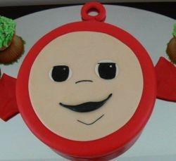 Teletubies cake