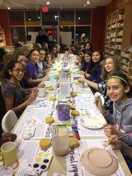 Challenge Girls are creative!